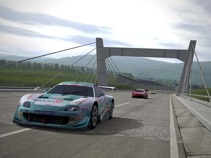 Gran Turismo 4 (Foto: Reprodução)