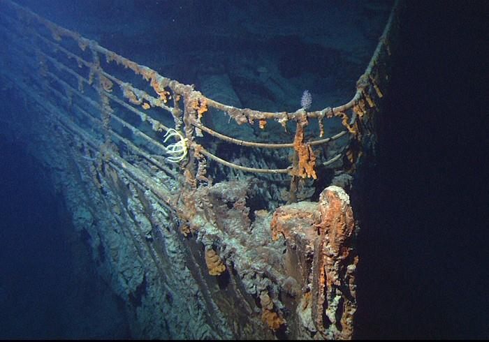 O Titanic poderá ser visitado a partir de 2018. Será? (Foto: Creative Commons/ NOAA/IFE/URI)