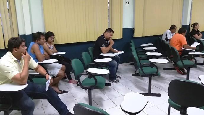 Reunião FFAC (Foto: Reprodução/GloboEsporte.com)