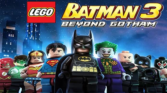 LEGO Batman 3 reúne heróis e vilões contra um inimigo comum (Foto: YouTube)