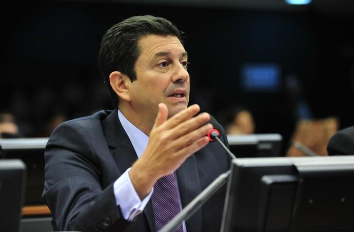 Otávio Leite relator MP do Futebol (Foto: Gabriela Korossy / Câmara dos Deputados)