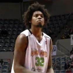Lucas Bebê Liga de Desenvolvimento NBA (Foto: Reprodução/youtube)