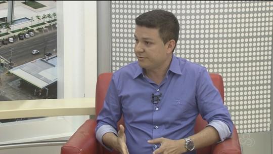 Prefeito de Rorainópolis, em RR, diz que vai investir na área da Educação