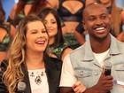 Para Thiaguinho e Fê Souza, a amizade segura relação: 'Desejo muita gente tem'