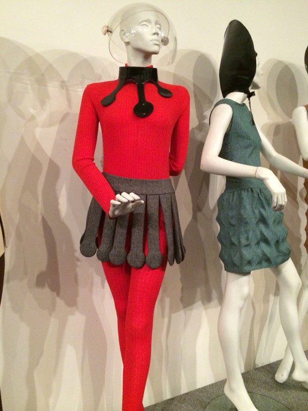 Pierre Cardin outfits, 1968  (Foto: Suzy Menkes)