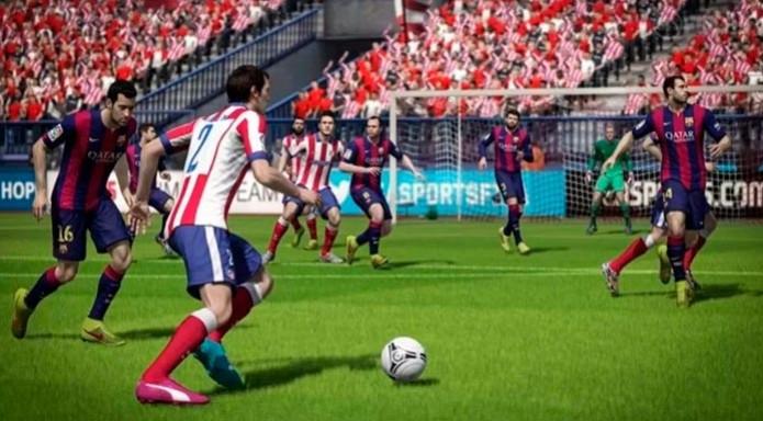 """FIFA 15 é um dos indicados para """"Melhor jogo de esporte"""" (Foto: Divulgação) (Foto: FIFA 15 é um dos indicados para """"Melhor jogo de esporte"""" (Foto: Divulgação))"""