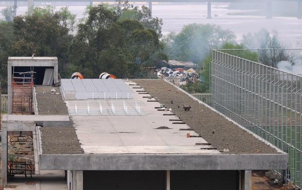 centro de treinamentos ct arena grêmio (Foto: Divulgação)