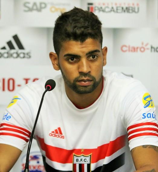 nova baixa (Luis Augusto/Ag. Botafogo)
