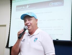 Jorge Rabelo, presidente da comissão de arbitragem (Foto: Divulgação)