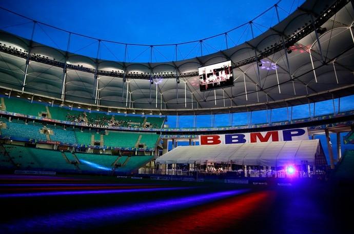 Arena Fonte Nova Bahia (Foto: Felipe Oliveira / Divulgação / E.C. Bahia)