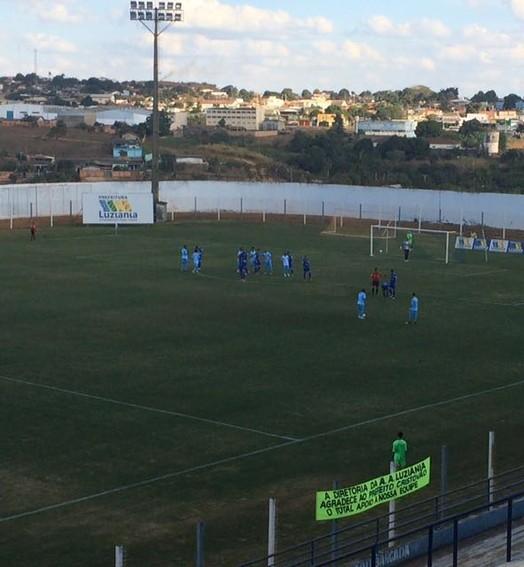 complicou (Rodrigo Ribeiro/Sinop FC)