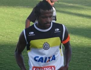 Diego Rosa, meia do ASA (Foto: Leonardo Freire/GLOBOESPORTE.COM)