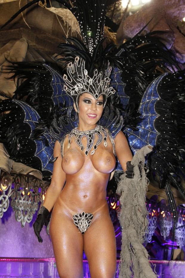 Mulher Melão (Foto: Marcos Serra Lima/ EGO)