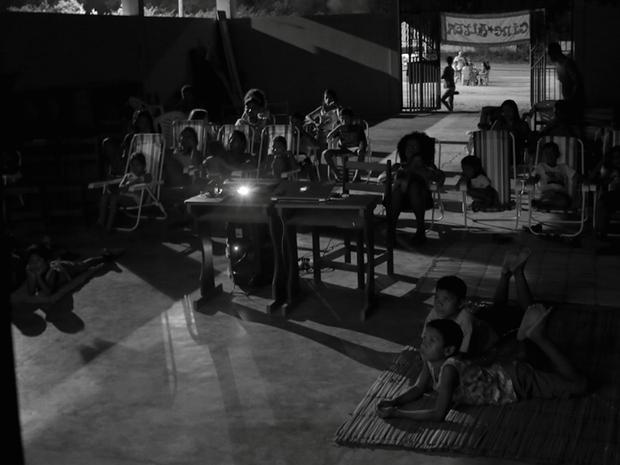 Cine Clube de Alter (Foto: Daniel Gutierrez/Divulgação)