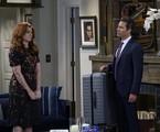 Eric McCormack e Debra Messing em 'Will & Grace'   NBC/Chris Haston