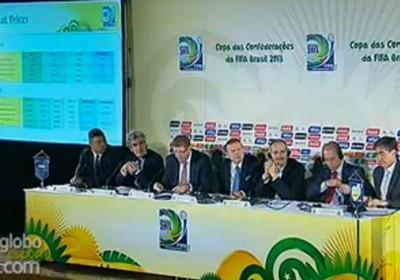 Fifa confirma Recife e Salvador como sedes da Copa das Confederações 2013 e anuncia o valor dos ingressos para as partidas (Foto: Reprodução/Globo Esporte)