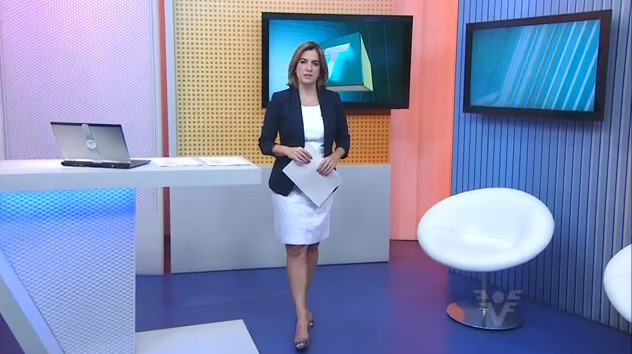 Melissa Paiva - Jornal da Tribuna 2ª Edição (Foto: arquivo)