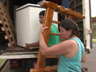 Famílias invadem casas de conjunto habitacional no sudoeste do Paraná