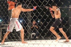 war fight combat deroci barbosa jesus ocampos (Foto: João Paulo Maia)
