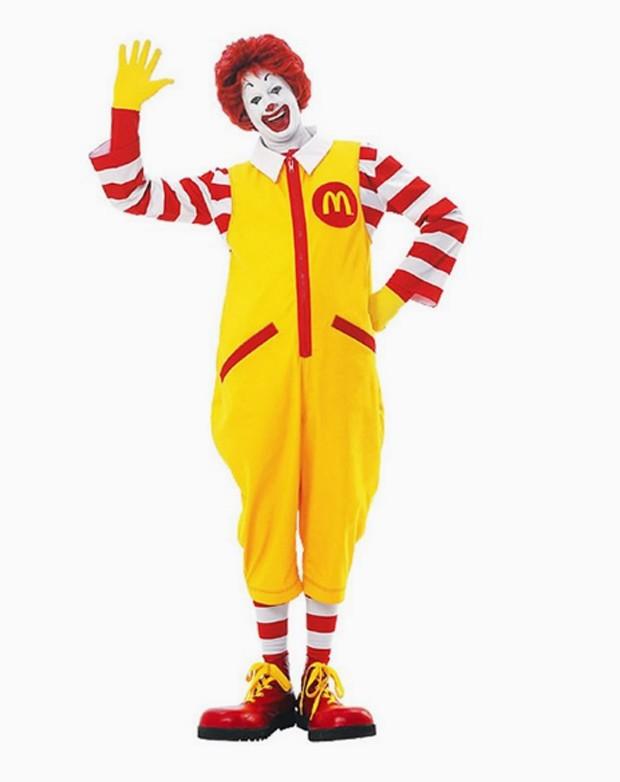 Ronald McDonald (Foto: Divulgação/Mc Donald´s)