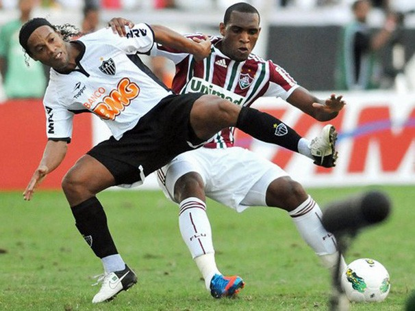 Atlético Mineiro e Fluminense se enfrentam neste domingo, dia 21 (Foto: Dhavid Normando / Photocamera)