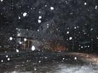 Neve pode voltar a cair nesta terça-feira na Serra catarinense