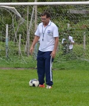 Walter Lima crê que duelo com Paragominas será bem diferente do último encontro das duas equipes (Foto: Michael Douglas/GloboEsporte.com)