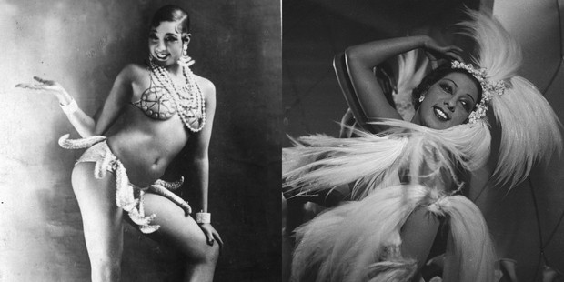 Josephine Baker (Foto: Agência Getty Images)