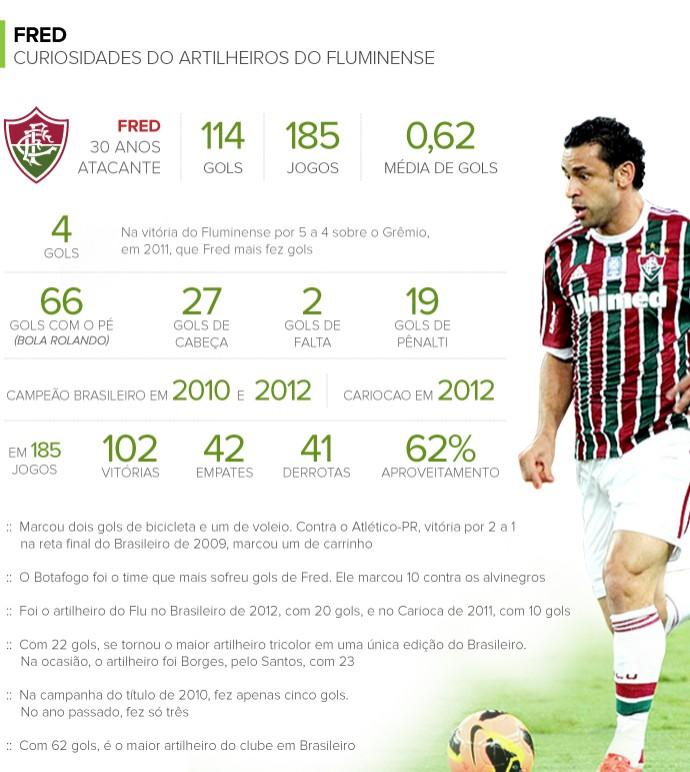 Info FRED Artilheiro Fluminense_4 (Foto: Infoesporte)