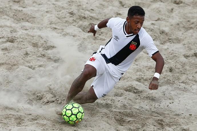 Vasco futebol de areia  (Foto: Marcello Zambrana/DGW)