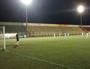 Olímpia x Grêmio Prudente - Campeonato Paulista da Segunda Divisão (Foto: Emmanuel Gasqui / Cedida)