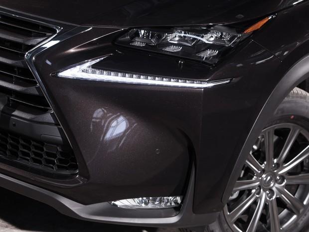 Lexus NX 200t (Foto: Divulgação)