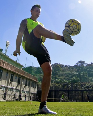 Canales, Botafogo (Foto: Vitor Silva / SSpress / Botafogo)