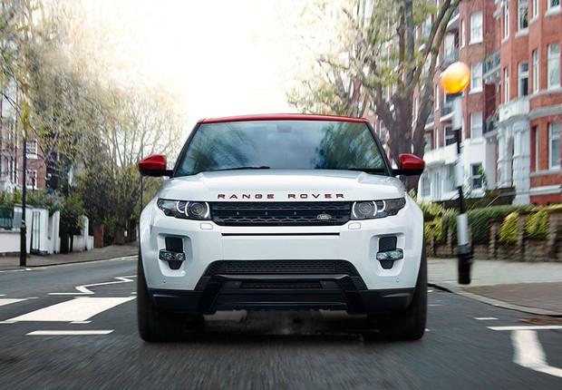 Range Rover Evoque London Edition (Foto: Divulgação)