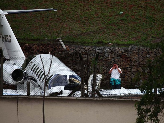 Avião pertence à empresa de táxi aéreo Tropic Air (Foto: Renato S. Cerqueira/Futura Press/Estadão Conteúdo)