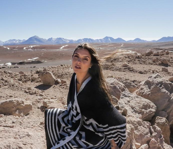Carla Morone, coleguinha do 'Caldeirão do Huck' (Foto: Arquivo Pessoal)