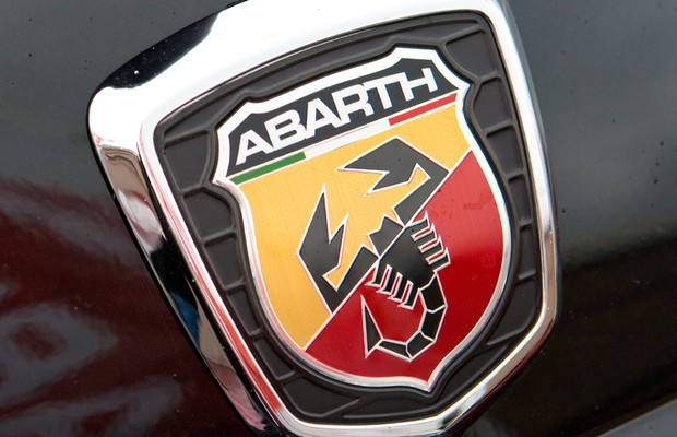Logo Abarth (Foto: Julien Haler/Flickr)
