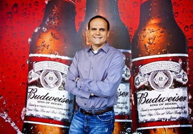 Bernardo Pinto Paiva, CEO da Ambev (Foto: Divulgação)