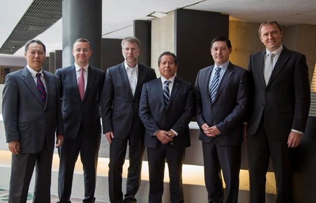 A-COMPAS-é-liderada-por-um-time-internacional-de-executivos-da-Daimler-e-da-Nissan (Foto: Divulgação)