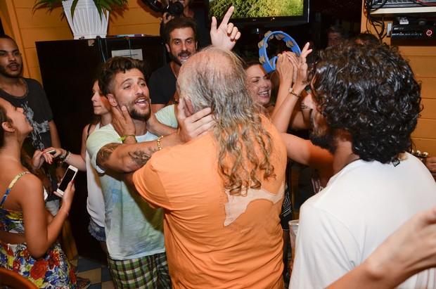 Bruno Gagliasso em Fernando de Noronha (Foto: Keila Castro)