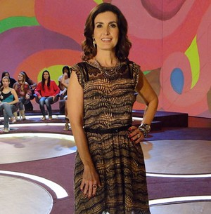 Look do dia 27/11 (Foto: Encontro com Fátima Bernardes/ TV Globo)