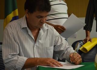Milton Dantas pensa em reavaliar mando no FF (Foto: Felipe Martins)