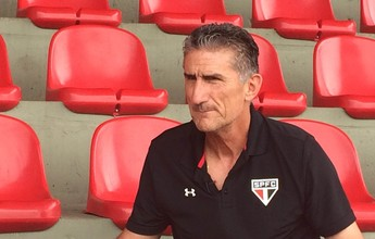 Bauza quer levar Ganso para Seleção e torceu para tricolor na Libertadores-92