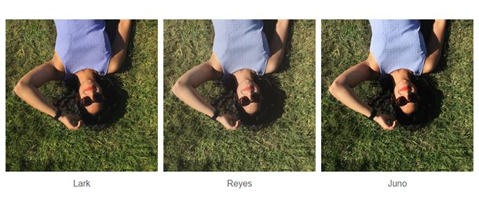 Use os filtros mais recentes (Foto: Divulgação)