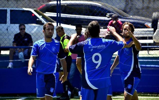 Olaria conseguiu a classificação para a próxima fase (Foto: Joaquim Azevedo/Jornal F7)