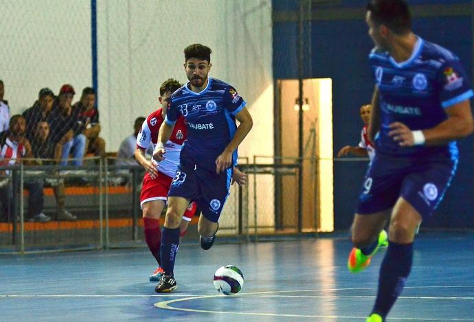 Taubaté Futsal (Foto: Jonas Barbetta/ Top 10 Comunicação)