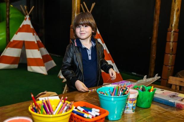 Festa de aniversário de 5 anos de Vicky, filha de Mariana Kupfer (Foto: Manuela Scarpa / PhotorioNews)
