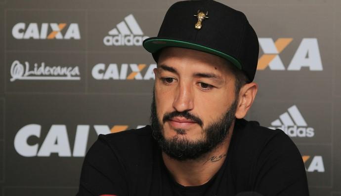 Marquinhos Figueirense doping (Foto: Luiz Henrique/Figueirense FC)