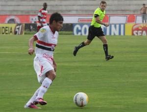 Daniel Borges Botafogo-SP (Foto: Rogério Moroti / Agência Botafogo)