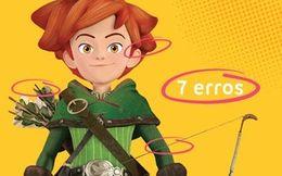 Robin Hood dos 7 erros